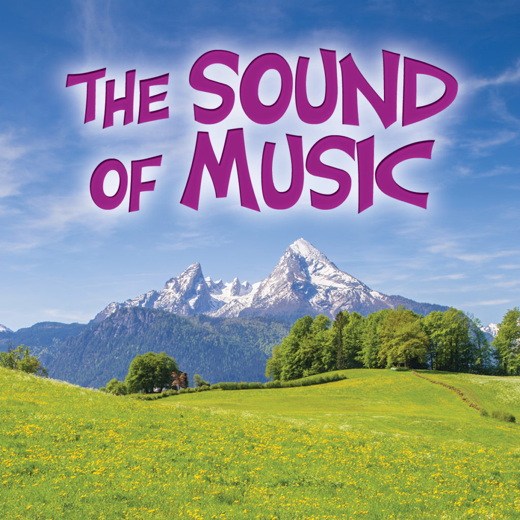 Ennis Sound of Music Graphic for Magnet